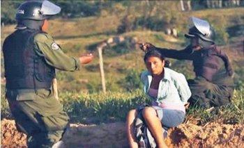 Se recuerdan 10 años de la represión de Chaparina; indígenas exigen justicia y repudian impunidad