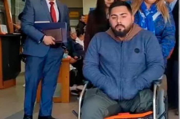 Fue por un esguince de tobillo y lo amputaron — Chile