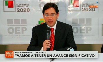Romero resalta jornada exitosa y llama a la calma a la población
