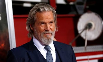 Ganador del Oscar Jeff Bridges es diagnosticado de linfoma