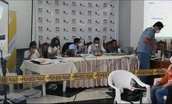 Culmina el cómputo oficial en Chuquisaca y el MAS quita el primer lugar a CC