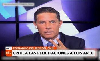 Fernando del Rincón critica lentitud de los resultados electorales en Bolivia