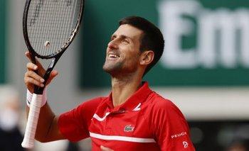 Novak Djokovic no jugará en el Masters 1000 de París