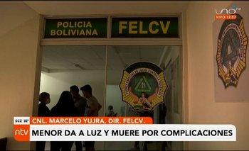 Menor de 13 años dio a luz y falleció por complicaciones en San Ignacio de Velasco