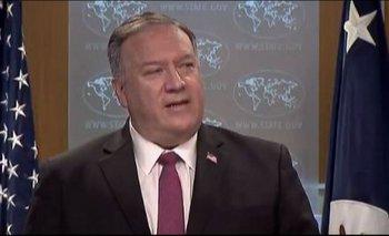 Secretario de Estado de EEUU felicita a Luis Arce por su victoria en las elecciones