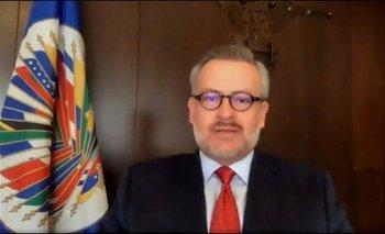 OEA determina que no se detectó acciones fraudulentas y felicita a Bolivia por las elecciones