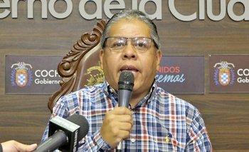 La justicia ratifica suspensión de Leyes y Tellería asume como alcalde temporal