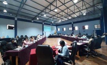 Asamblea deja sin efecto destitución de la Gobernadora Esther Soria