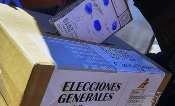 Cochabamba: MAS gana con el 65,90% y CC queda en segundo lugar con el 31,68%