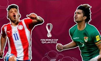 Bolivia va por la victoria ante Paraguay