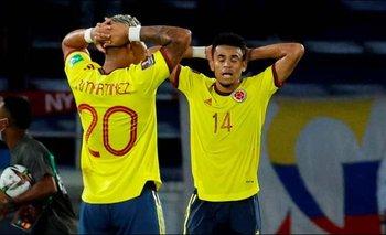 Colombia no puede y empata sin goles ante Ecuador con el VAR de protagonista
