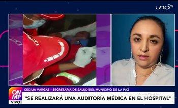 Anuncian auditoria al Hospital Municipal La Portada ante demora en atención de un parto