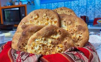 Receta: Pan de Arani