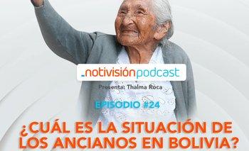 ¿Cúal es la situación de los ancianos en Bolivia?