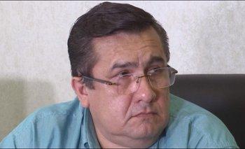 Robert Blanco, exvicepresidente de la FBF, sufrió un paro cardíaco y fue internado de emergencia