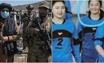 Terror en Afganistán: Talibanes decapitaron a una jugadora de voleibol