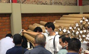 Alcaldía encontró 19 mil planos que no fueron usados, denuncian daño económico