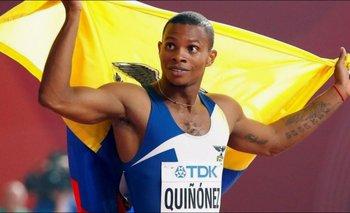 Luto en Ecuador: Asesinan a tiros al velocista olímpico Álex Quiñónez