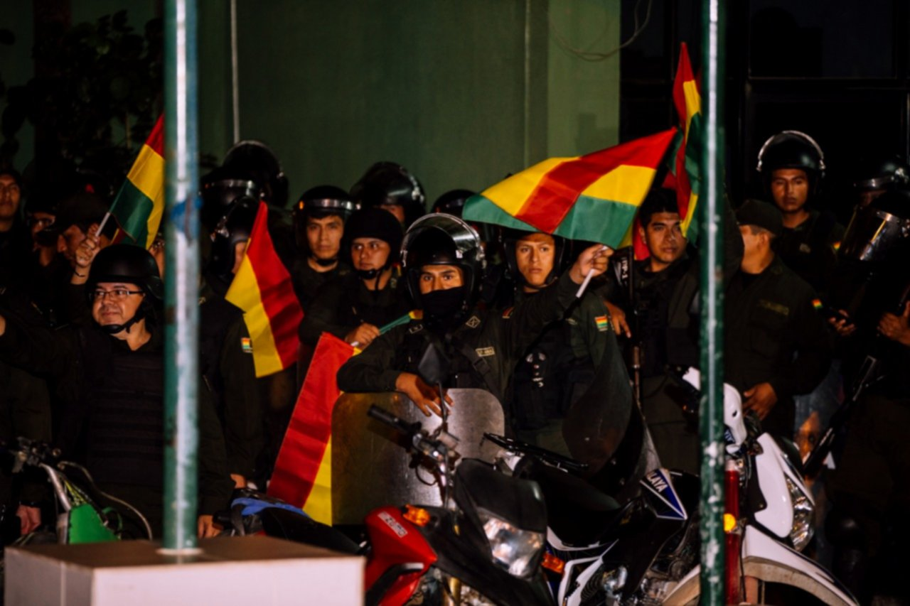 Reportan motines en Cochabamba, Bolivia