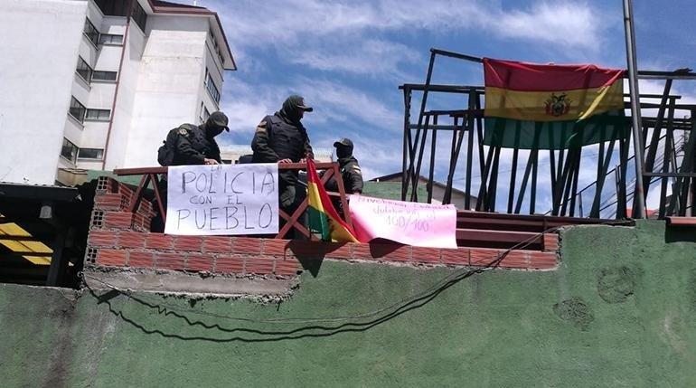 Buscan a Evo Morales para ponerlo bajo arresto