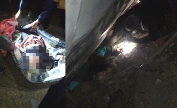Tres muertos al embarrancarse un bus en Sucre - Red Uno de Bolivia