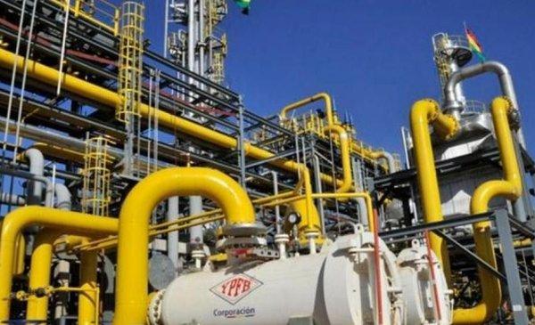 Gasoducto que surte a Cochabamba, Oruro y La Paz dejó de operar - Red Uno de Bolivia