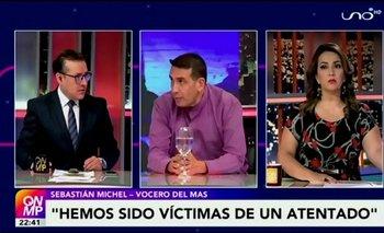 Denuncian atentado con explosivos en casa de campaña donde estaba Luis Arce