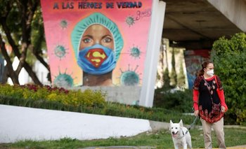 México supera los 997,000 contagios por coronavirus, muertes suman más de 97,600