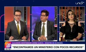 Marcelo Montenegro: Bono contra el hambre se pagará en diciembre