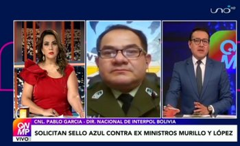 Solicitan sello azul contra ex ministros contra ex-ministros Murillo y Lopez