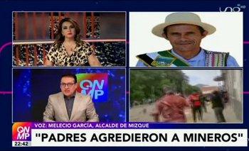 Alcalde de Mizque se resguarda en Cochabamba y compromete a dar solución a demanda por canasta escolar