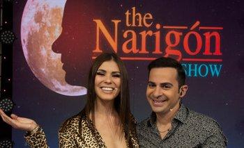 VIDEO: La más bella de Bolivia deslumbra en The Narigón Show