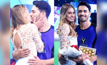 Yingo: Rodrigo presentó a su magnífica novia