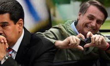 Bolsonaro sobre su acto de posesión: 'A Maduro no lo voy a recibir'