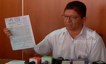 Siles no asistió a petición de informe ante la Asamblea Legislativa Departamental