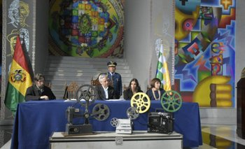 Ejecutivo promulga Ley para fomentar el Cine y la produccion audiovisual nacional