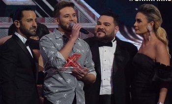Denis se convierte en el segundo eliminado de Factor X