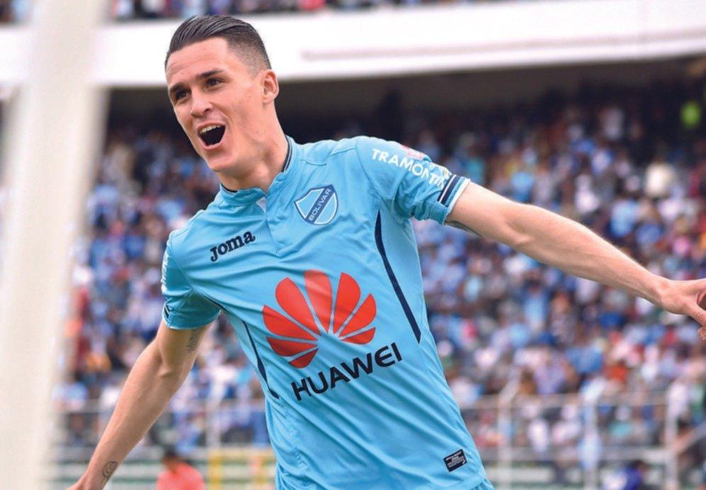 Juan Miguel Callejón se despidió de Bolívar