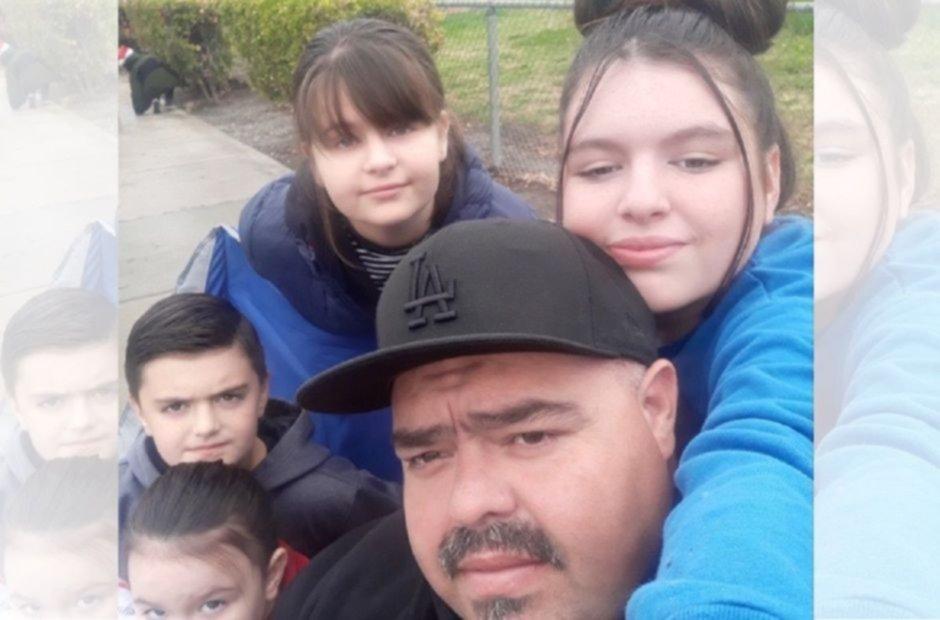 Padre y sus hijos mueren quemados tras incendio provocado por luces navideñas