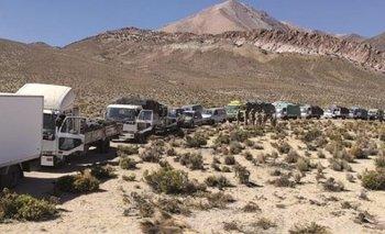 Gobierno: Entre el 19 y 29 de noviembre se confiscaron 200 vehículos