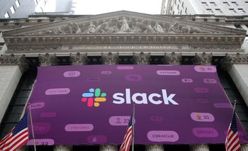 Salesforce comprará aplicación Slack en unos 26.000 millones de dólares
