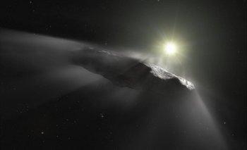 Un objeto espacial pasa cerca de la Tierra y los científicos desconocen su origen