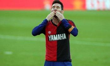OFICIAL: Barcelona y Messi deberán pagar una multa por homenaje a Diego Armando Maradona