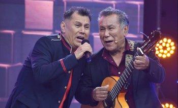 VIDEO: Una visita icónica, los hermanos Hermosa de los Kjarkas en The Narigón Show