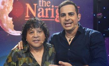 La cumbia se hizo sentir en el programa con la presencia de David Castro