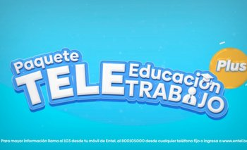 Entel lanza paquete TeleEducación y TeleTrabajo por un mañana mejor