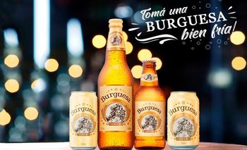 Conoce las diferentes presentaciones de Cerveza Burguesa
